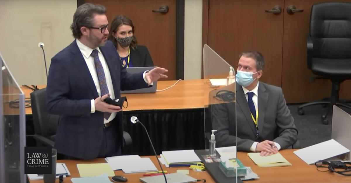 Judge Didn't Sequester Derek Chauvin Jury After Daunte ...