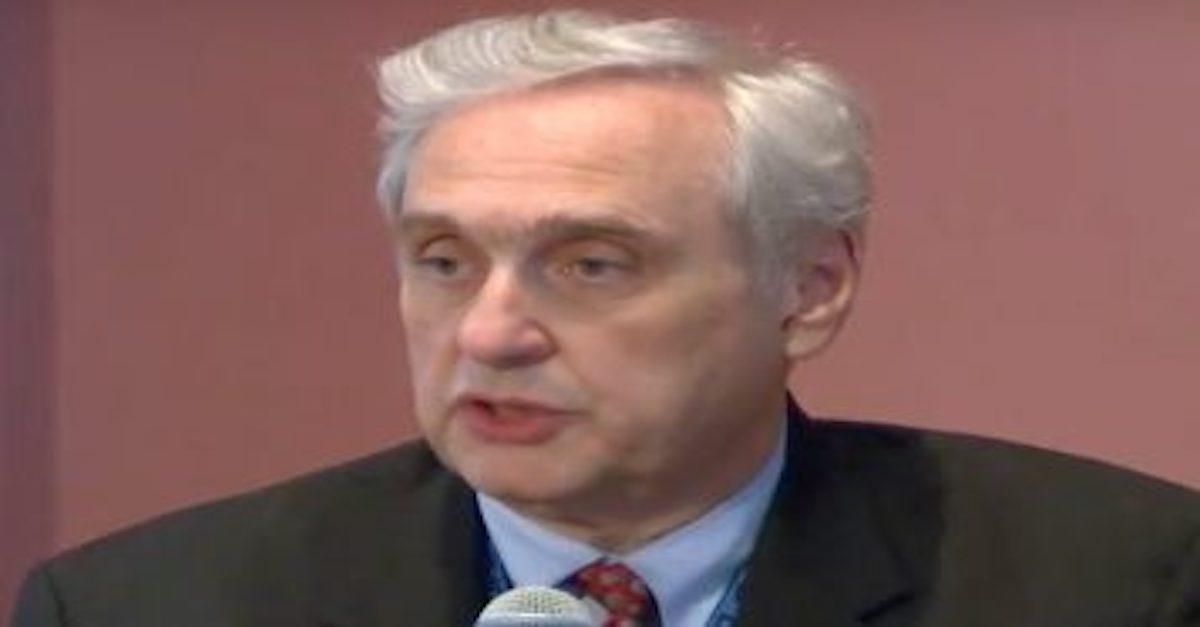 Former Ninth Circuit Judge Alex Kozinski