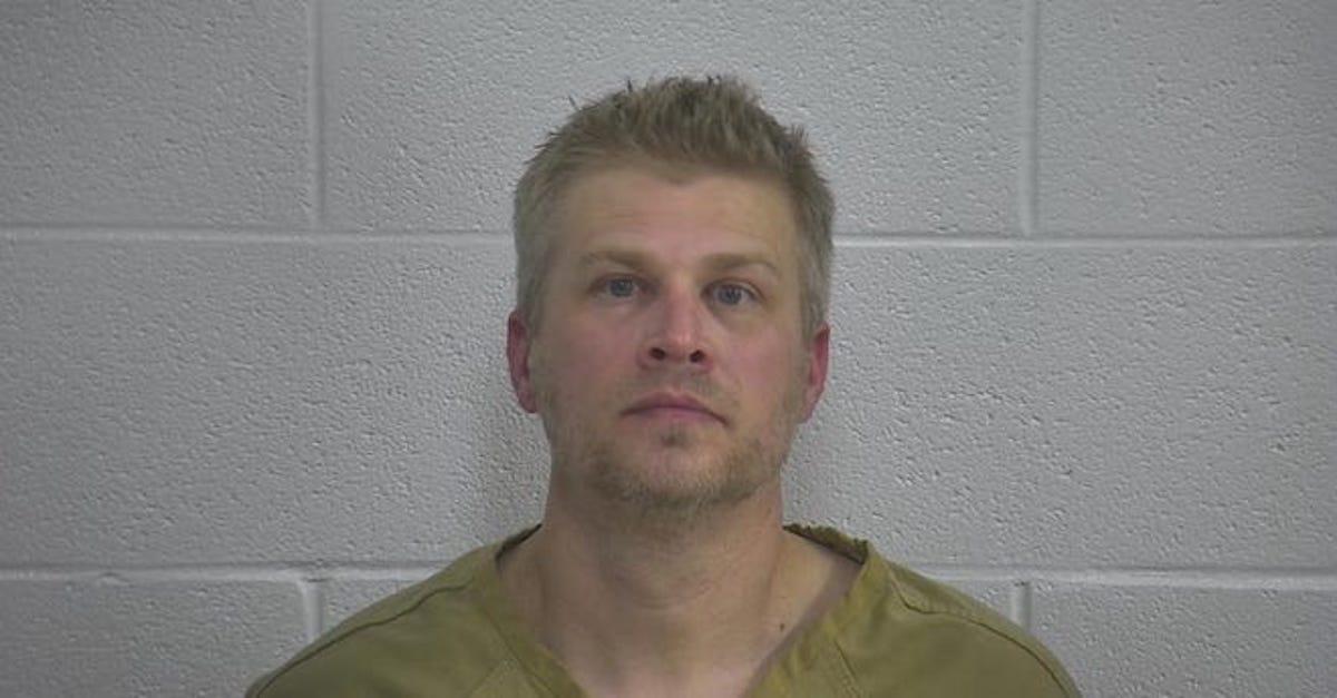 Mugshot of Patrick Baker via Laurel County Correctional Facility
