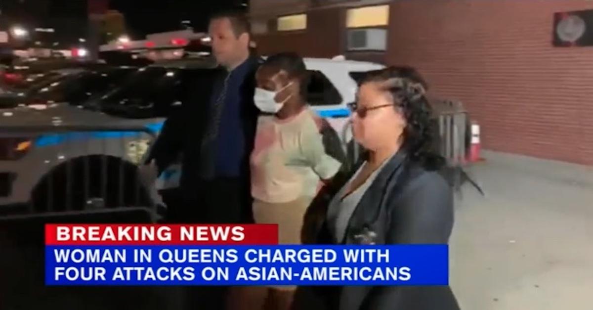 Maricia Bell arrest