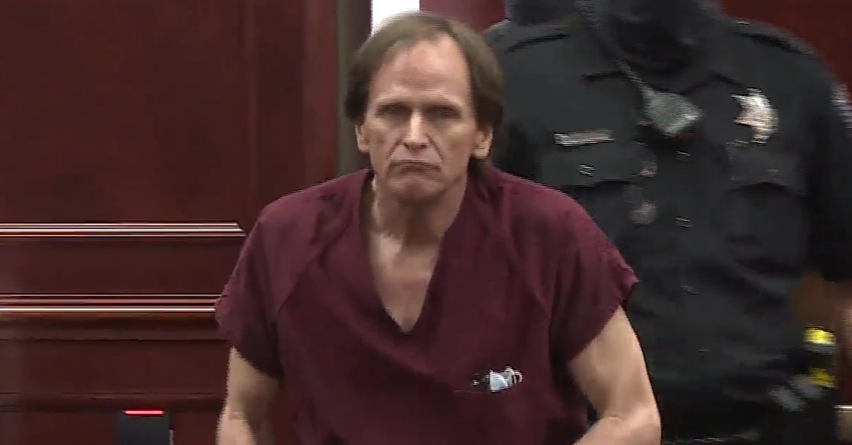 Alex Christopher Ewing in court