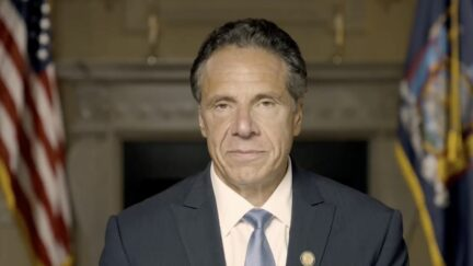 Andrew Cuomo addressed NYAG's sexual harassment report