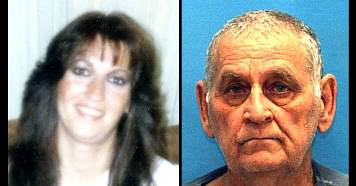 Denise Marie Stafford is seen in an image released by the Sarasota, Fla. Police Department. Joseph Magaletti, Jr. appears in a mugshot from the Florida Department of Corrections.