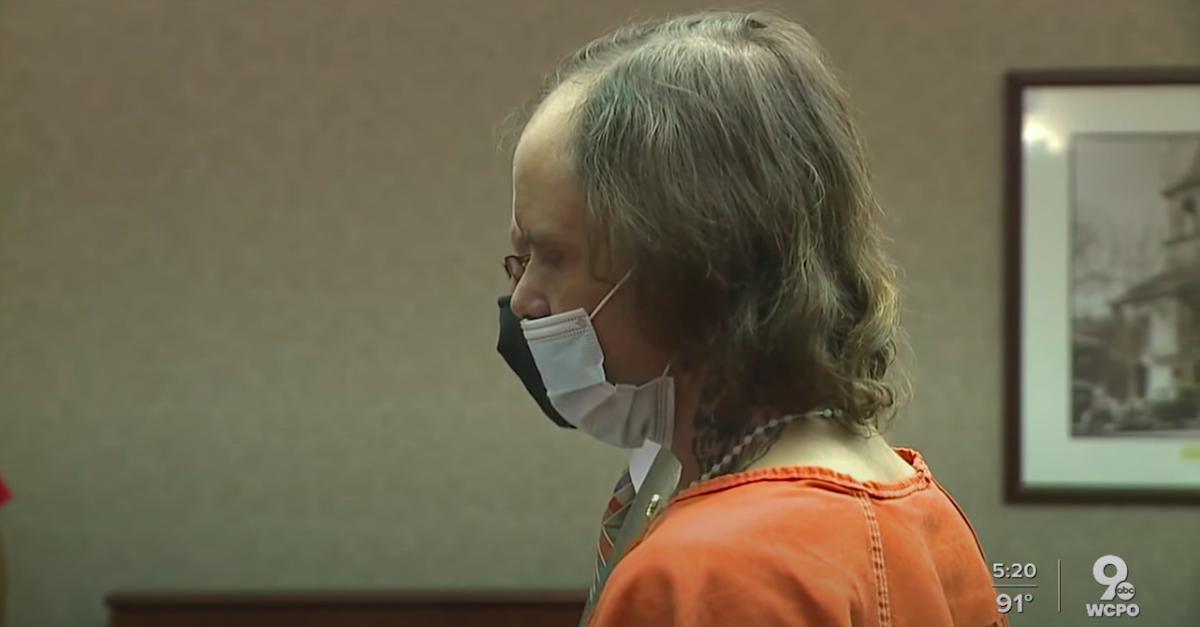 James Hamilton in court