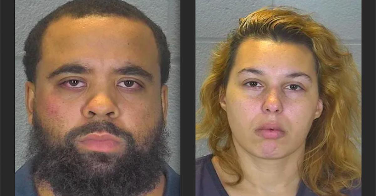 Jermaine Garnes and Crystal Cox courtesy of the Tippecanoe County Jail