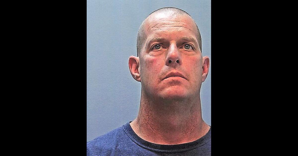 Peter Cichuniec appears in a Glendala, Colorado police department mugshot.