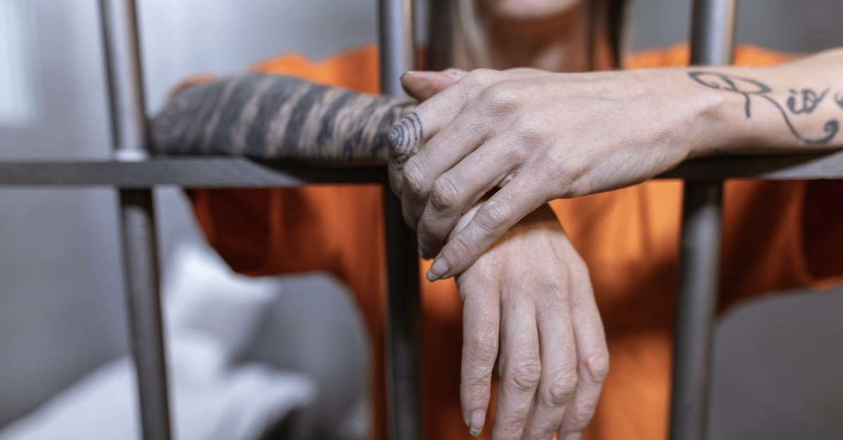 stock jail photo