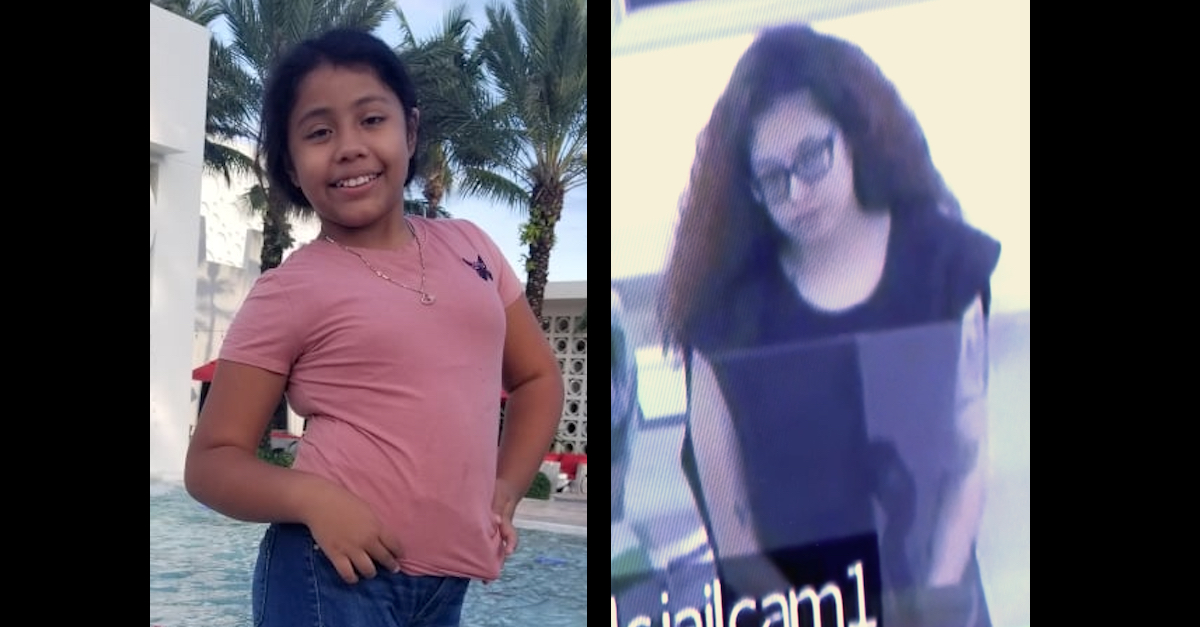 Pictures show Yaceny Berenice Rodriguez-Gonzalez and Arianna Aleja Colon.