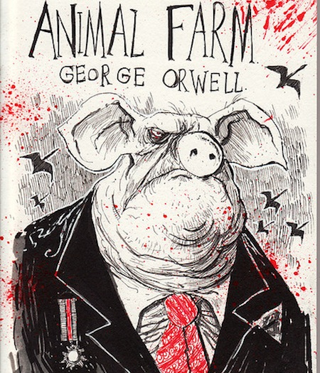 Andy Serkis Is Mo Capping A Family Friendly Animal Farm Remake The Mary Sue