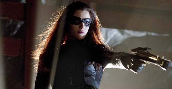 Cw Arrow Two Out Of Three Birds Of Prey In Same Episode The Mary Sue