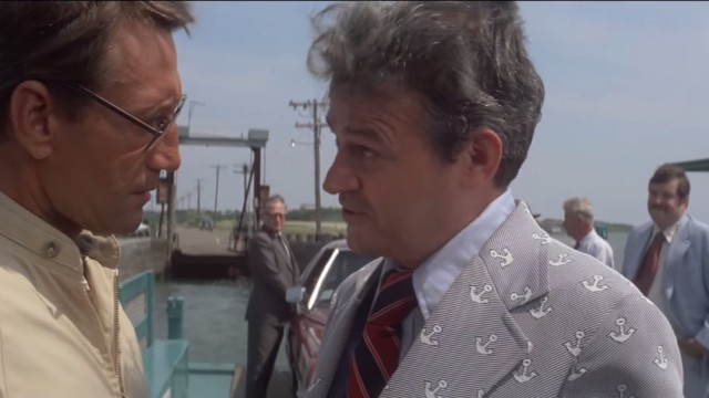 Jaws Mayor Anchor Suit