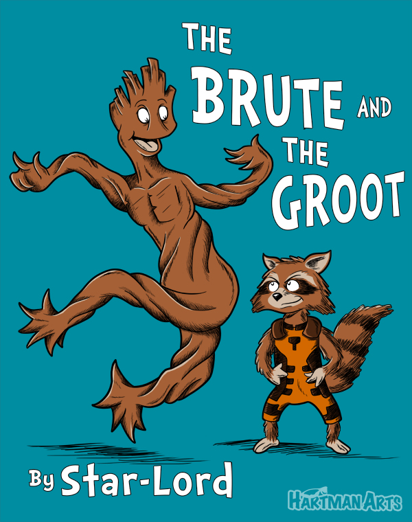 the_brute_and_the_groot_finished_by_hartmanarts-d7teemp