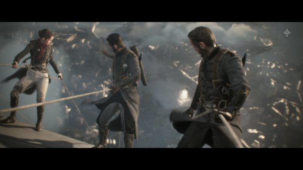 The Order: 1886 Airship