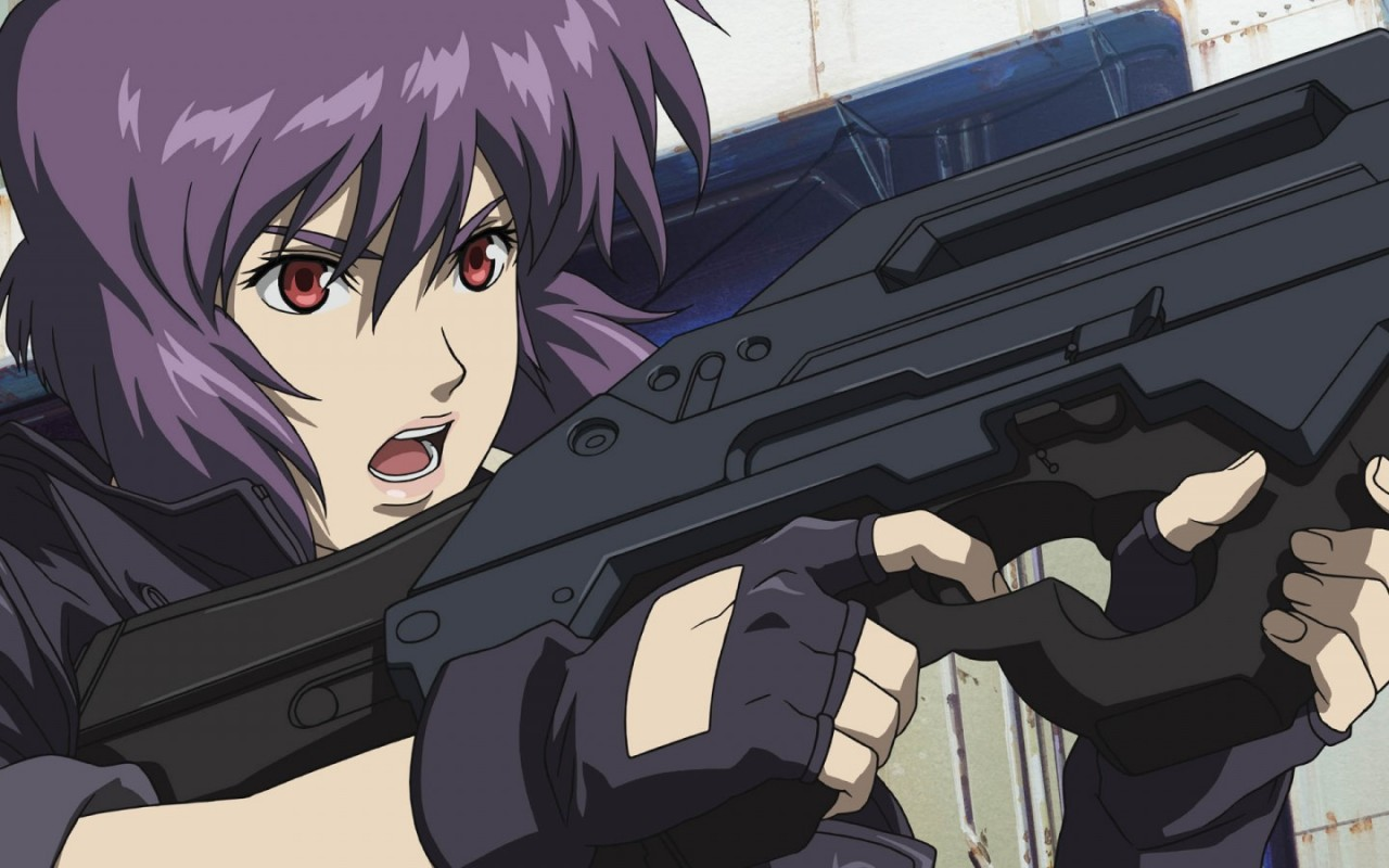 Netflix Is Making An All New Ghost In The Shell Anime Series The Mary Sue