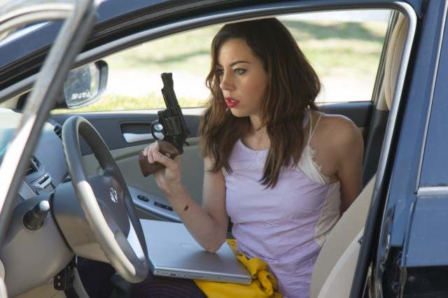 Ned Rifle -Aubrey Plaza - copyrighted Possible Films