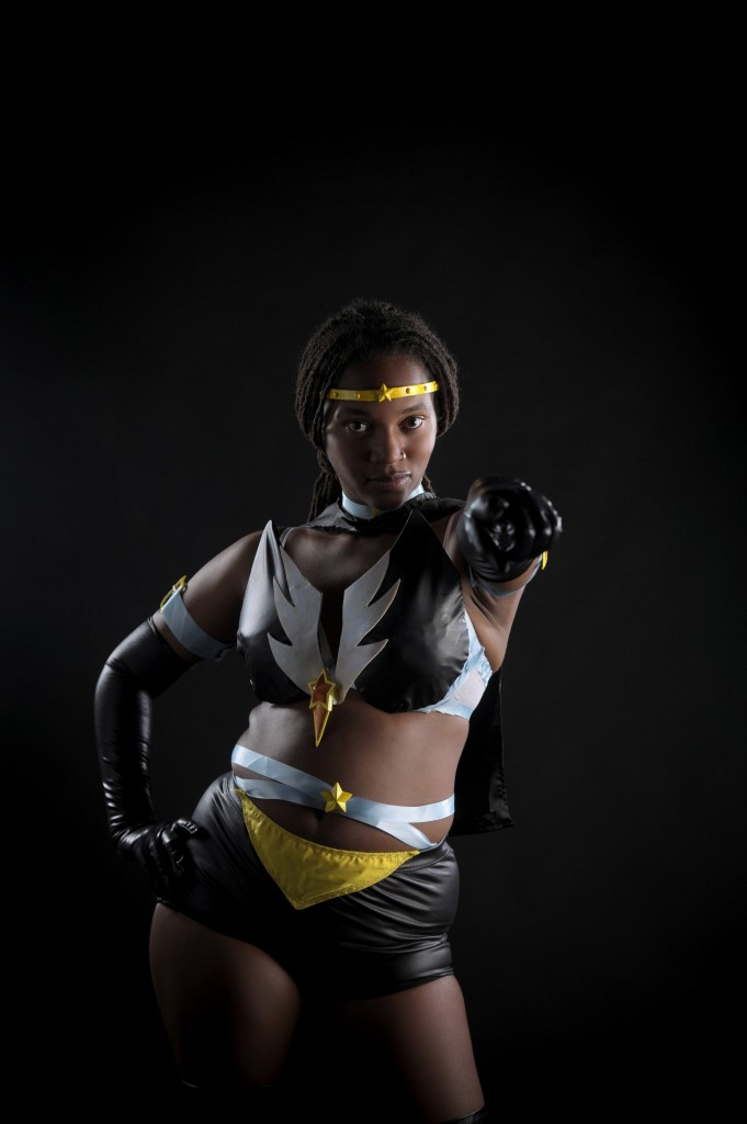 Sailor Star Fighter cosplay 1