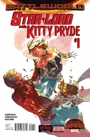 star-lord kitty pryde