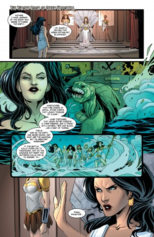 From DC Bombshells #2