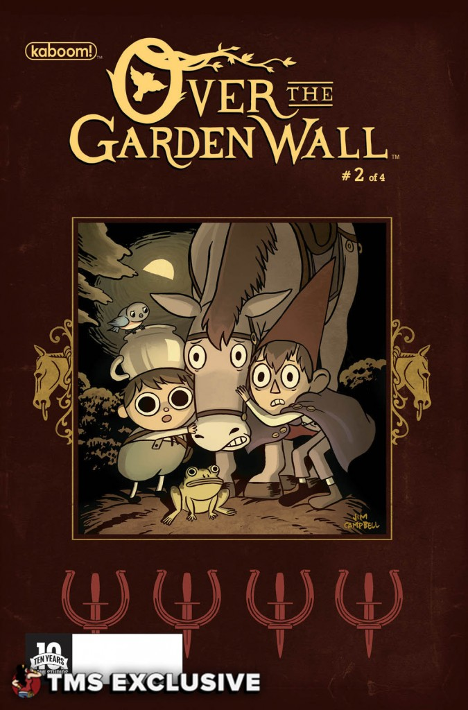 The Mary Sue Exclusive Preview Over The Garden Wall 2 The Mary Sue