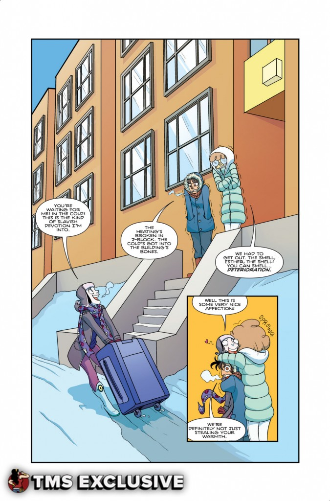 Giant Days #7, Page 3