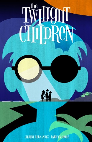 The Twilight Children 1 Cover