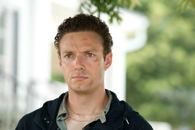 Ross Marquand as Aaron - The Walking Dead - Season 6, Episode 5