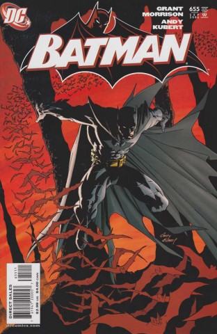 A new legacy is born, as Batman learns not only will he be forever a guilty son, but possibly not the greatest father either.