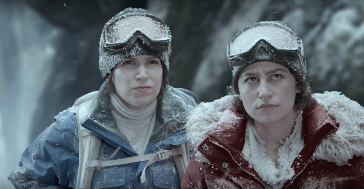 broad city rise of the tomb raider