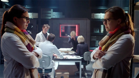 Osgood in Day of the Doctor