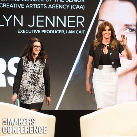 Caitlyn Jenner MAKERS