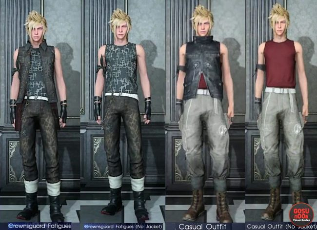 Prompto-Outfits