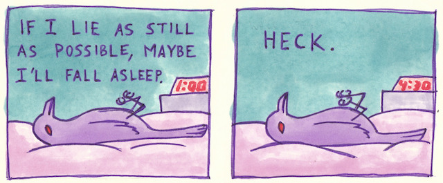 These Brilliant Comics About Anxiety Are Everything The Mary Sue