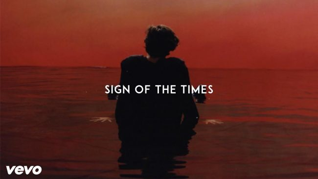 harry styles sign of the times vevo grab