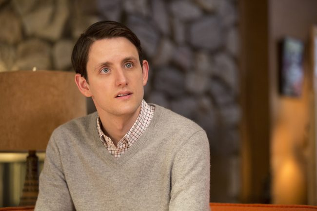 zach woods as Jared in HBO's Silicon Valley.