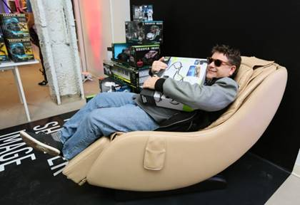 Sean Astin Sharper Image