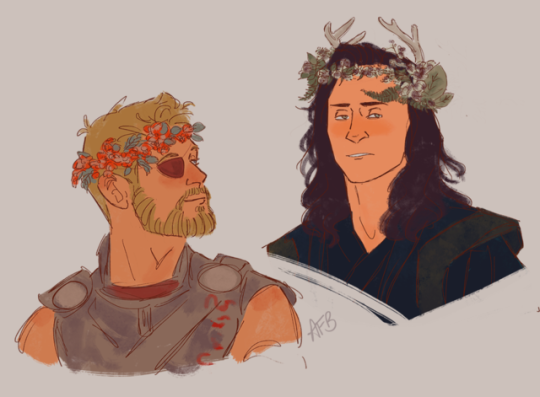 This Lovely Thor Ragnarok Fanart Shows Our Heroes In A Whole New Light The Mary Sue