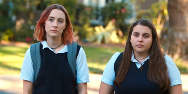 lady bird rotten tomatoes reviews