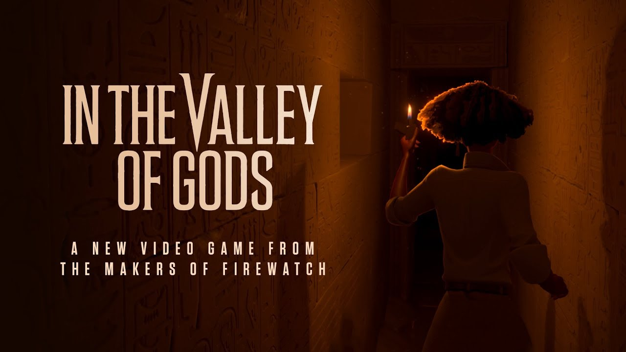 In the Valley of Gods title image