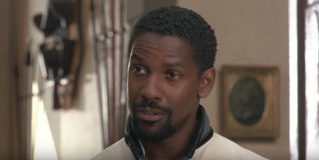 Denzel as Don Pedro