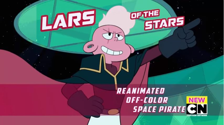 Steven Universe Recap Lars Of The Stars Jungle Moon The Mary Sue