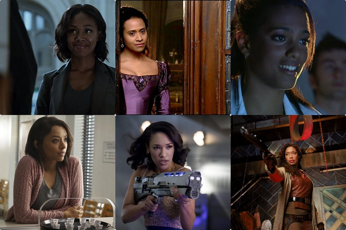 black fantasy characters the black women of fantasy/sci-fi television who get it done