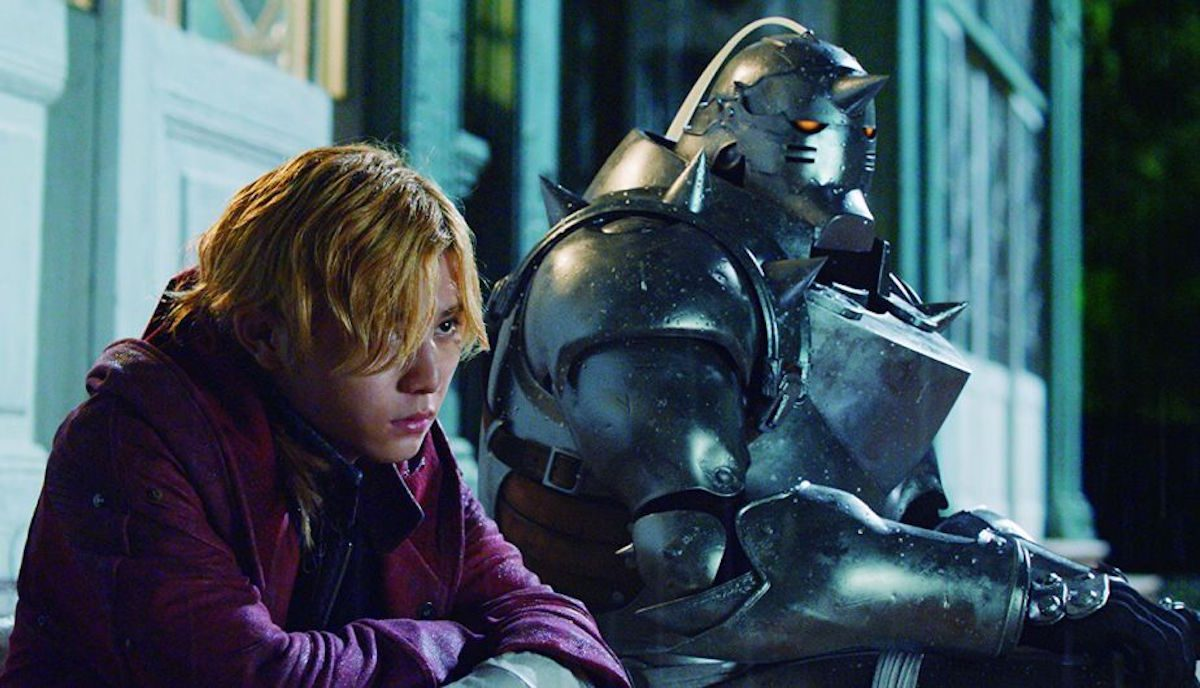 """So, About that """"FullMetal Alchemist"""" Movie on Netflix 