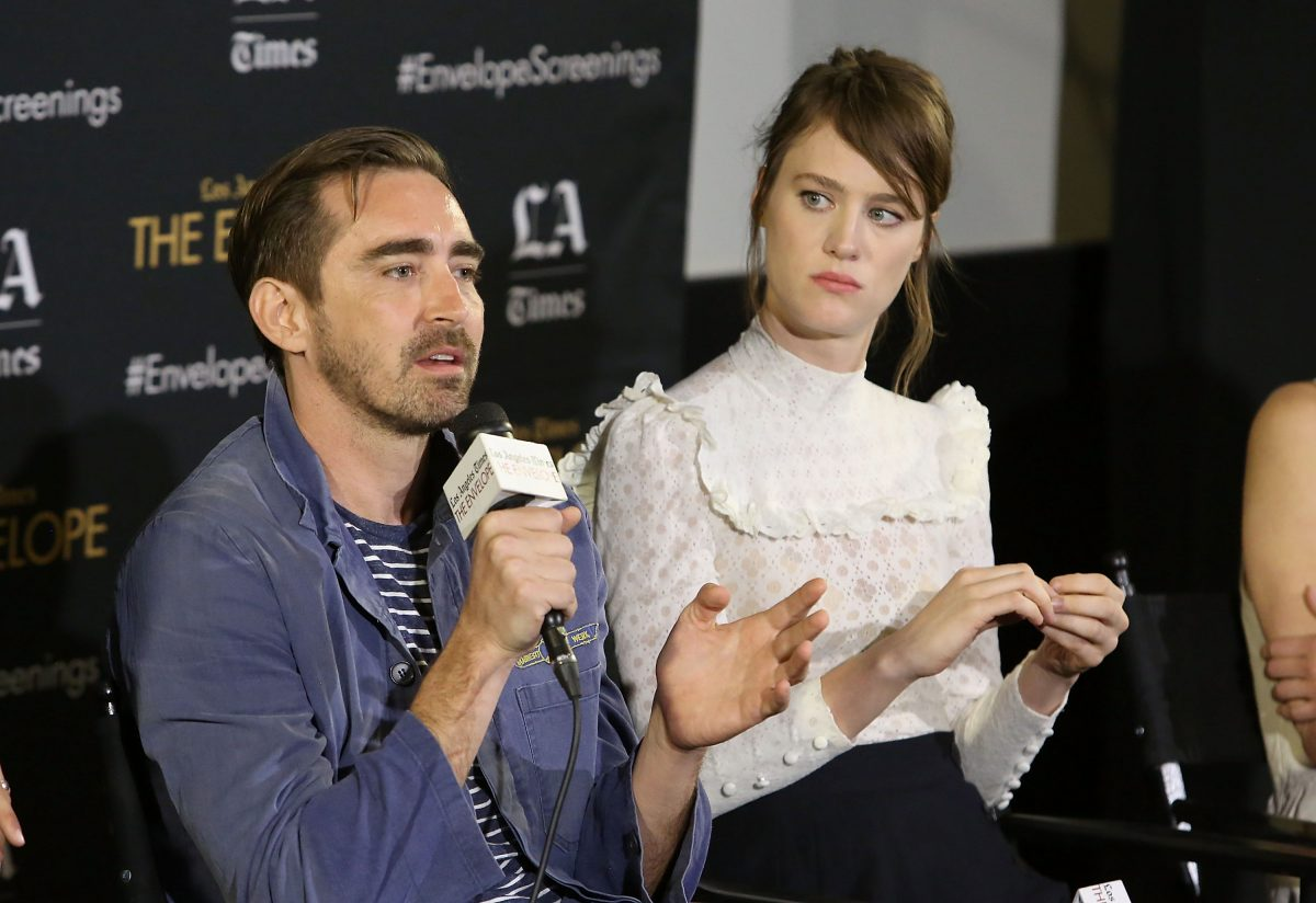 """""""Halt and Catch Fire"""" panel featuring Chris Rogers, Lee Pace, Mackenzie Davis, Kerry Bishe and Toby Huss"""