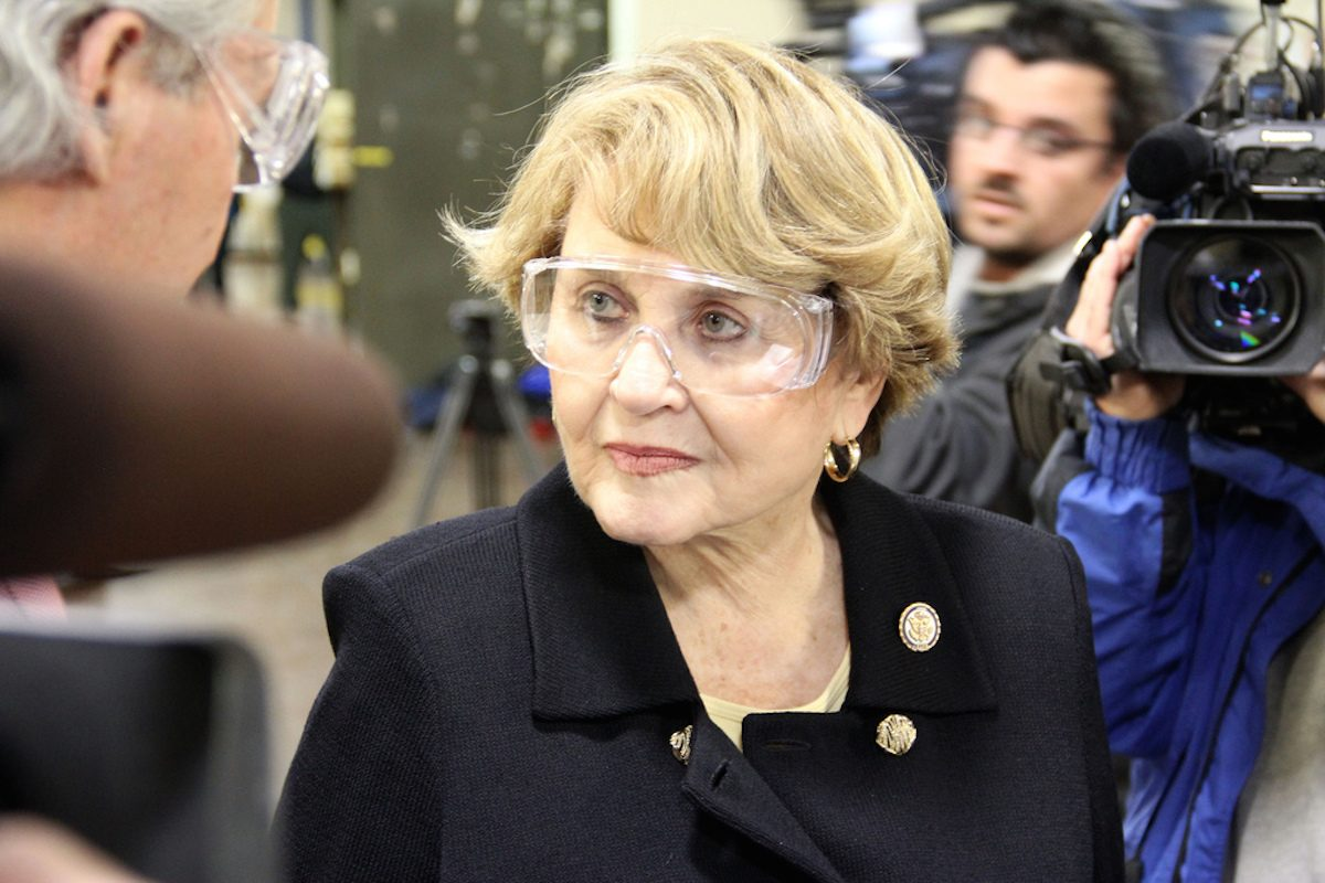 louise slaughter, congress, died