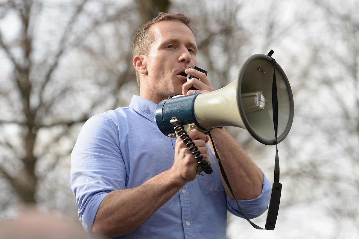 eric greitens, sexual assault, allegations, accused, felony, investigation, missouri, governor