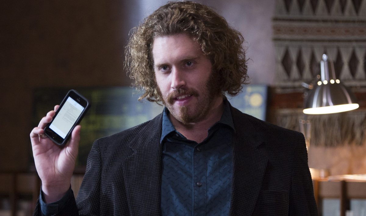T.J. Miller called in fake bomb threat