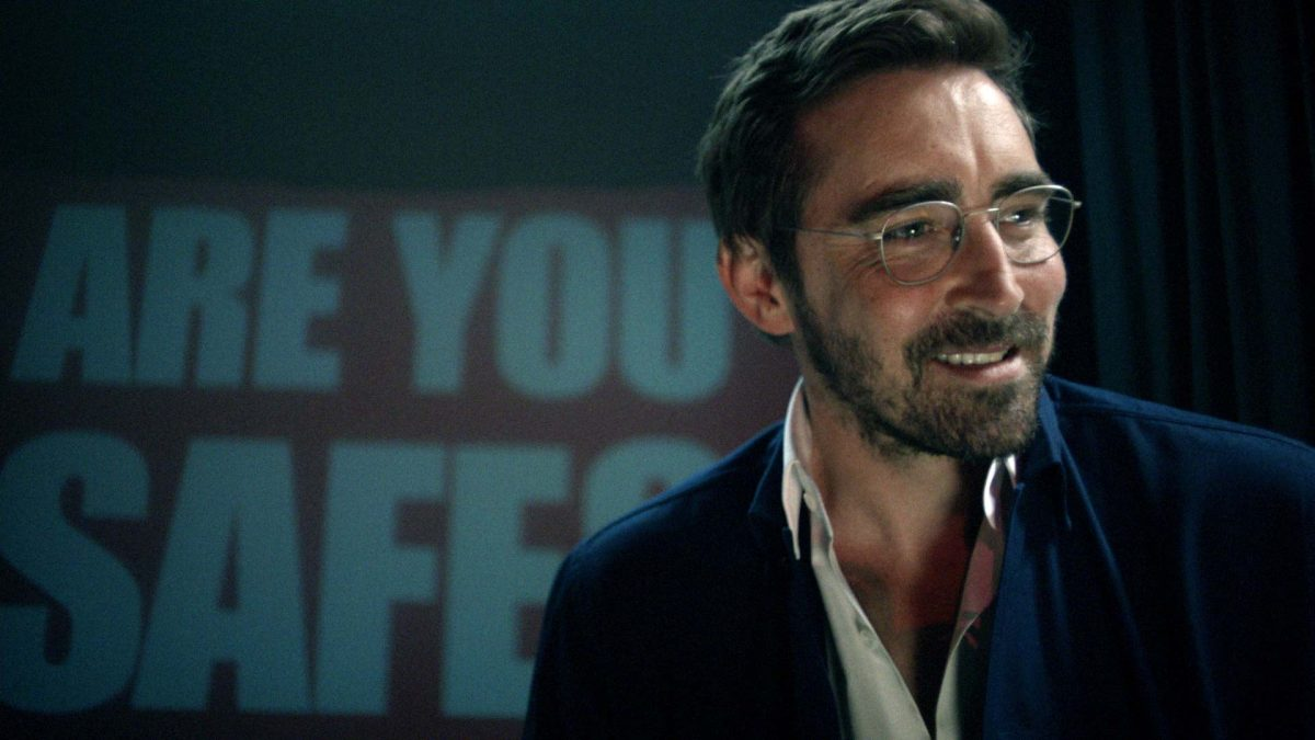 Lee Pace as Joe McMillan on 'Halt and Catch Fire'