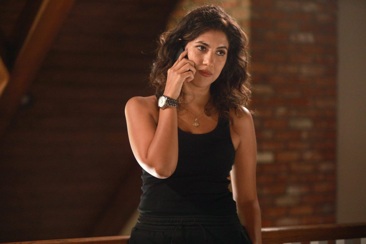 Stephanie Beatriz as Rosa on 'Brooklyn Nine-Nine'