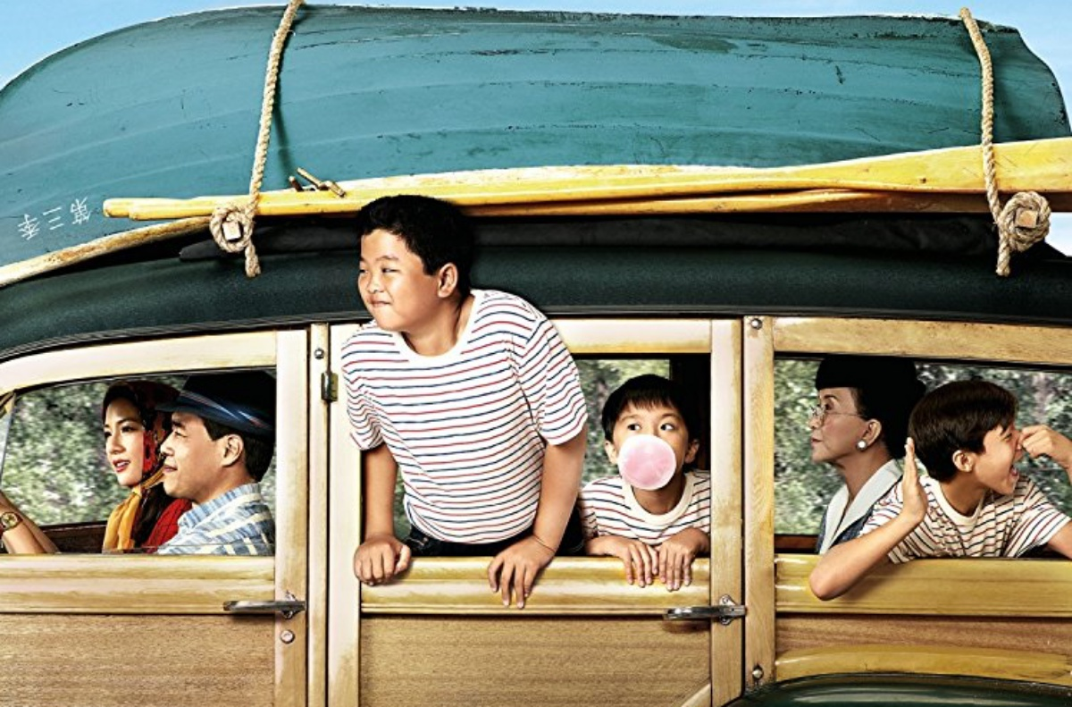 'Fresh off the Boat' Cast