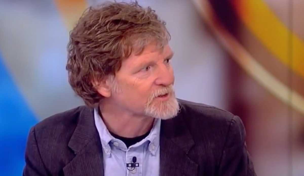 Jack Phillips on The View-2017